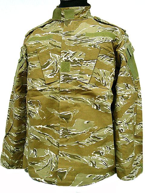 9e41563c644 US Army Desert Tiger Stripe Camo BDU Uniform Set for $33.99    TacticalGearTrade.com