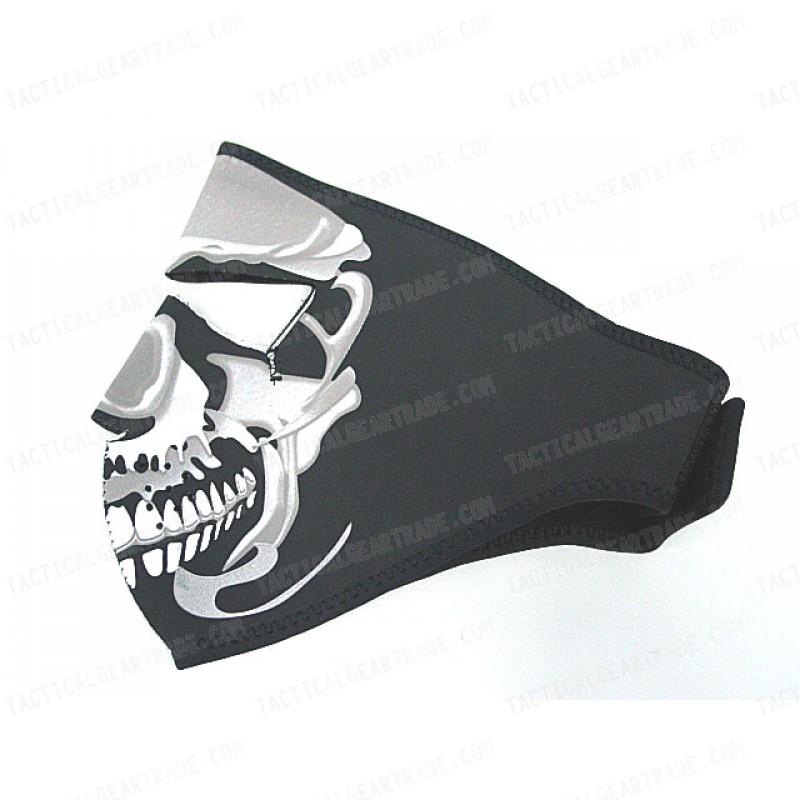 Navy Seal Army Skull Neoprene Full Face Protector Mask For