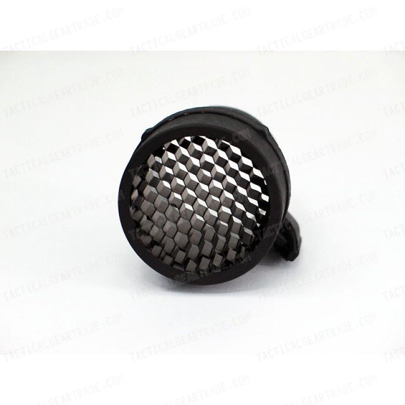 40mm Rifle Scope Metal Killflash Lens Protector Push Button Flip Cover Caps