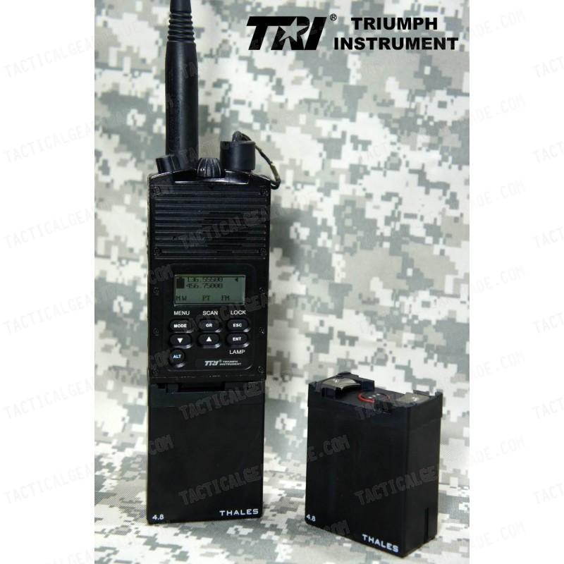 TRI AN/PRC-148 ( UV ) MBITR Radio Military 6 Pins/ 10 Pins ( IPX-7 ) PRC-148