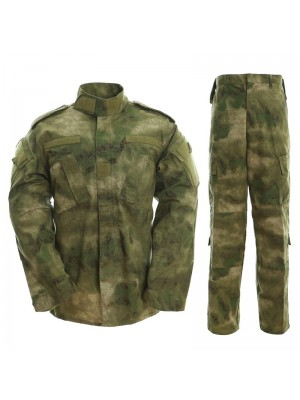 A-TACS FG Camo BDU Field Uniform Set Shirt Pants