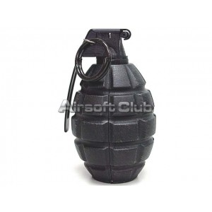 PFI Gas Powered Pineapple Hand Grenade Black PFI828