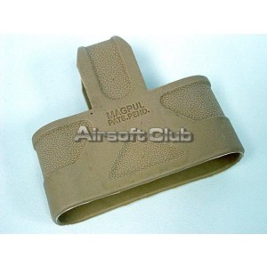 7.62 NATO Rifle Ammo Magazine Grip Holder Tan