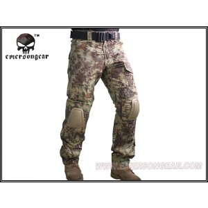 EMERSON Combat Pants with Knee Pads Mandrake EM7034