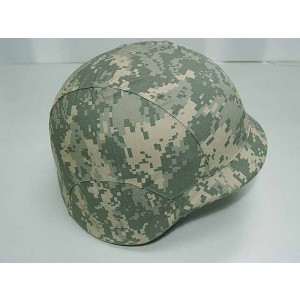 US Army M88 PASGT Helmet Cover Digital ACU Camo