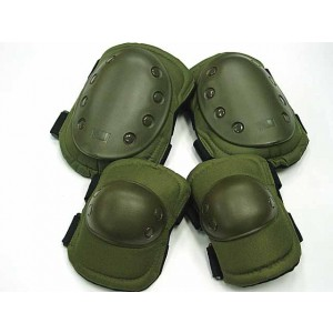 Tactical Knee & Elbow Pads OD