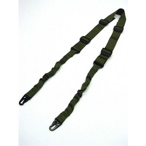 USMC 2-Point Bungee Tactical Rifle Sling OD