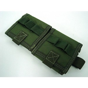 Molle Shotgun Shell Holder Carrier Pouch OD