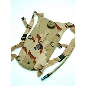 US Army 3L Hydration Water Backpack Desert Camo