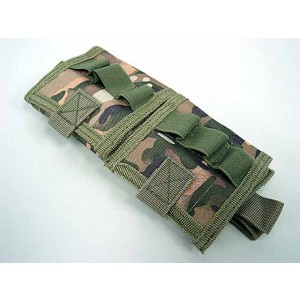 Molle Shotgun Shell Holder Carrier Pouch Multi Camo