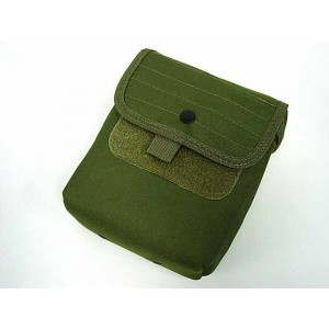 Molle Large Utility Tools Drop Pouch OD