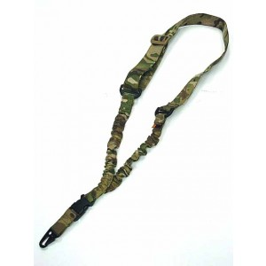 Elastic Bungee CQB One 1 Point Rifle Sling Multi Camo