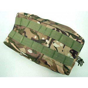 Molle Large Medic Utility Tool Pouch Multi Camo