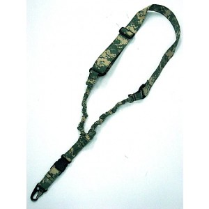 Elastic Bungee CQB One 1 Point Rifle Sling Digital ACU Camo