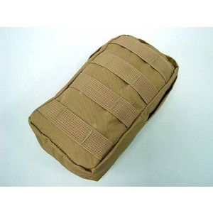 Molle Medic First Aid Pouch Bag Coyote Brown #B