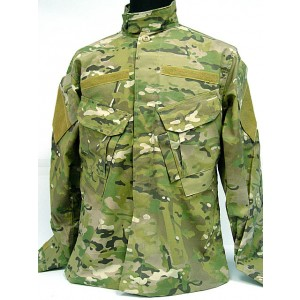 USMC Navy Multi Camo V3 BDU Uniform Set Shirt Pants