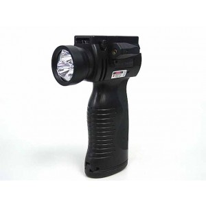 Element STL-300J Stoplite Foregrip LED Flashlight with Red Laser