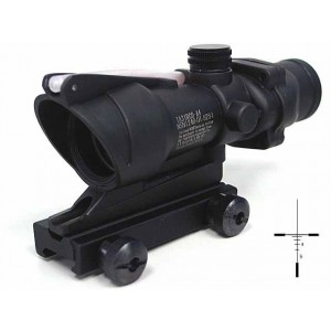 ACOG Type TA01NSN 4x32 Cross Sight Scope w/Dummy Fiber Cable