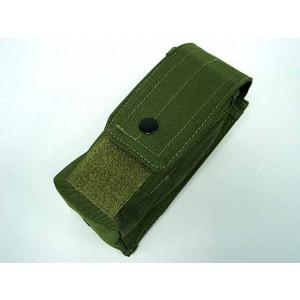 Airsoft Molle Single Magazine Pouch OD