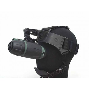 Yukon NVMT 1x24 Night Vision Goggle Monocular with Head Gear Kit