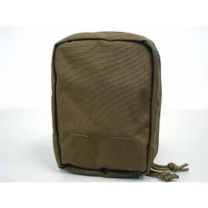 Flyye 1000D Molle Medic First Aid Pouch Bag Coyote Brown