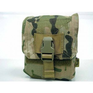 Flyye 1000D Molle M60 100rds Ammo Magazine Pouch Multicam