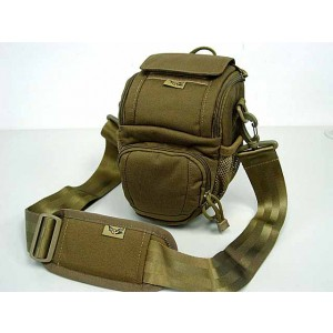 Flyye 1000D MID DSLR/SLR Camera Shoulder Bag Coyote Brown