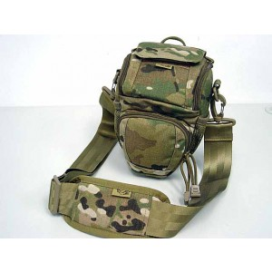 Flyye 1000D MID DSLR/SLR Camera Shoulder Bag Multicam