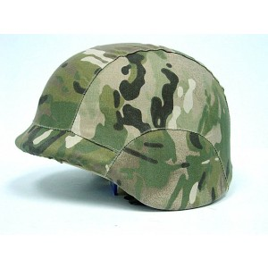 US Army M88 PASGT Helmet Cover Multi Camo