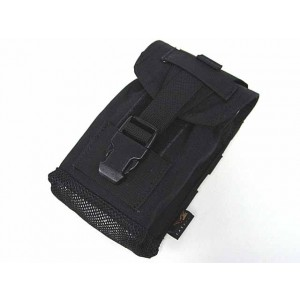 Flyye 1000D Molle 1Qt Canteen Utility Pouch Black
