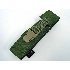 Flyye 1000D Molle Airsoft Silencer Holder Pouch OD