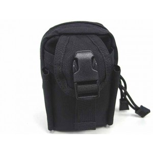 Flyye 1000D Molle Mini Duty Pouch Waist Bag Black