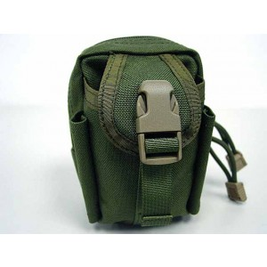 Flyye 1000D Molle Mini Duty Pouch Waist Bag OD