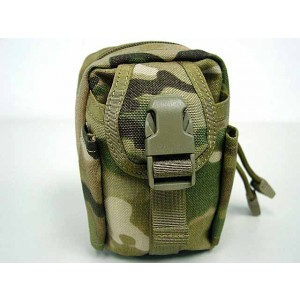 Flyye 1000D Molle Mini Duty Pouch Waist Bag Multicam