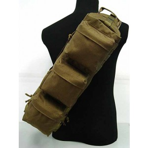 Flyye 1000D Molle Shoulder Go Pack Bag Coyote Brown
