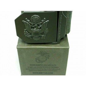 US Army Milspex Eagle Tactical BDU Nylon Duty Belt OD