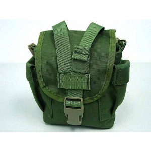 Flyye 1000D Molle Canteen Utility Pouch Ver.FE OD