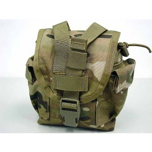 Flyye 1000D Molle Canteen Utility Pouch Ver.FE Multicam