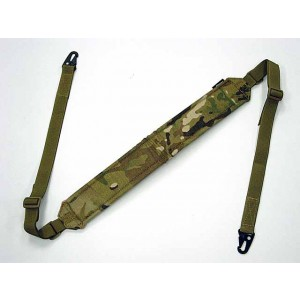 Flyye 1000D LMG Shoulder Padded Rifle Sling Multicam
