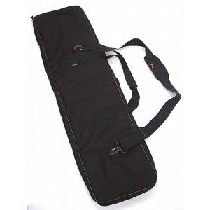 "Flyye 1000D 42"" Rifle Case Gun Bag w/Magazine Pouch Black"