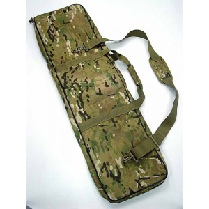 "Flyye 1000D 42"" Rifle Case Gun Bag w/Magazine Pouch Multicam"