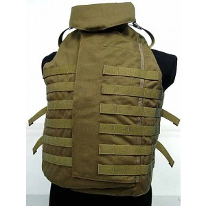 Flyye 1000D Molle OTV Armor Outer Tactical Vest Coyote Brown