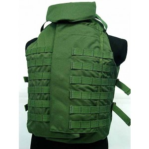 Flyye 1000D Molle OTV Armor Outer Tactical Vest OD
