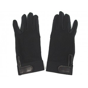 US Military Assault Non-slip Light Weight Gloves Black