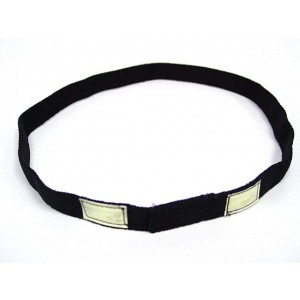 US Army Helmet Reflective Cat-Eyes Band Black PASGT MICH