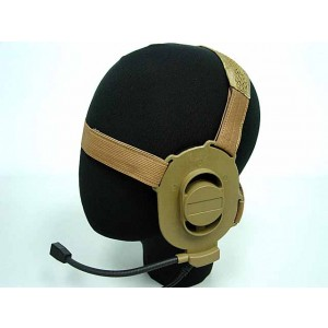 Element ELITE II Tactical Headset Tan