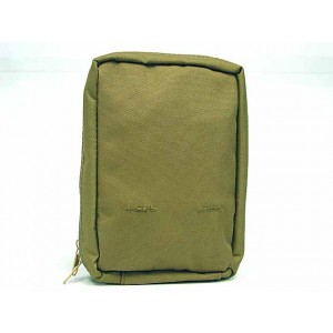 Molle Medic First Aid Pouch Bag Coyote Brown