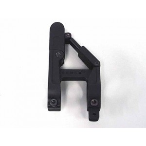 ARMS 41-B Silhouette Style Folding Front Sight for M4 Black