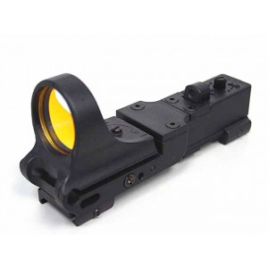 Element SeeMore Railway Reflex Red Dot Sight for RIS Rail Black