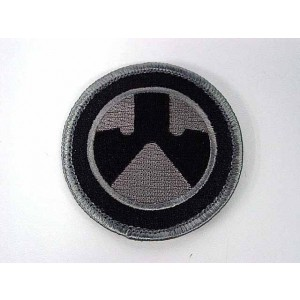 MAGPUL Round Shape Logo Velcro Patch Black